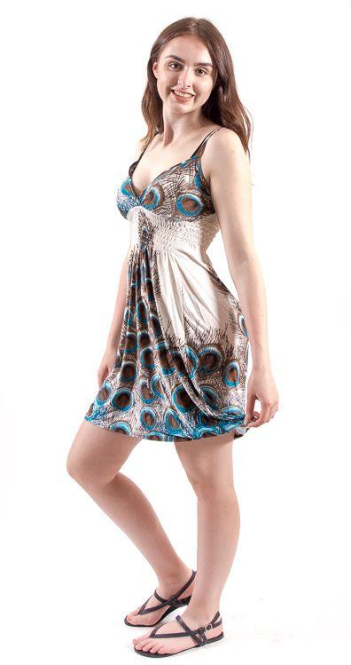 Dámské letní šaty COMET TT0023 00 081