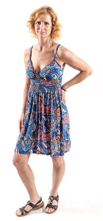 Dámské letní šaty COMET TT0023 00 082
