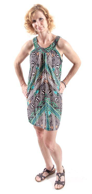 Dámské letní šaty PARADE TT0023 00 091