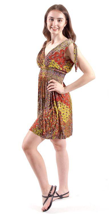 Dámské letní šaty SUPERNOVA TT0023 00 073