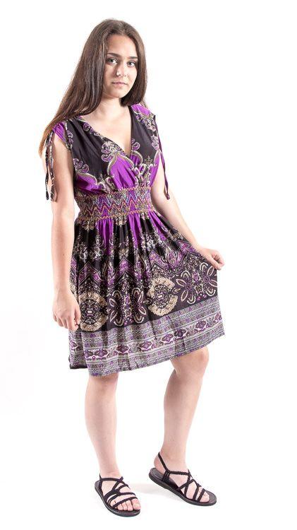 Dámské letní šaty SUPERNOVA TT0023 00 075