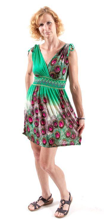 Dámské letní šaty SUPERNOVA TT0023 00 078