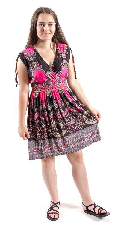 Dámské letní šaty SUPERNOVA TT0023 00 079