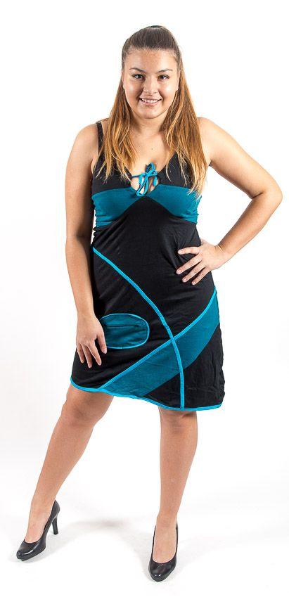 Dámské šaty LINEA, bavlna Nepál NT0048 72 002 KENAVI