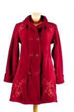 Dámský fleesový kabátek ANABELLE A s teplou podšívkou