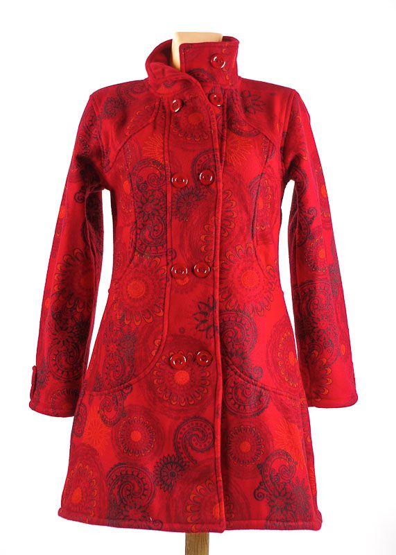 Dámský fleesový kabátek ROXY s teplou podšívkou NT0016 02 001 KENAVI