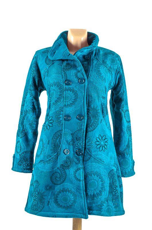 Dámský fleesový kabátek ROXY s teplou podšívkou NT0016 02 002 KENAVI