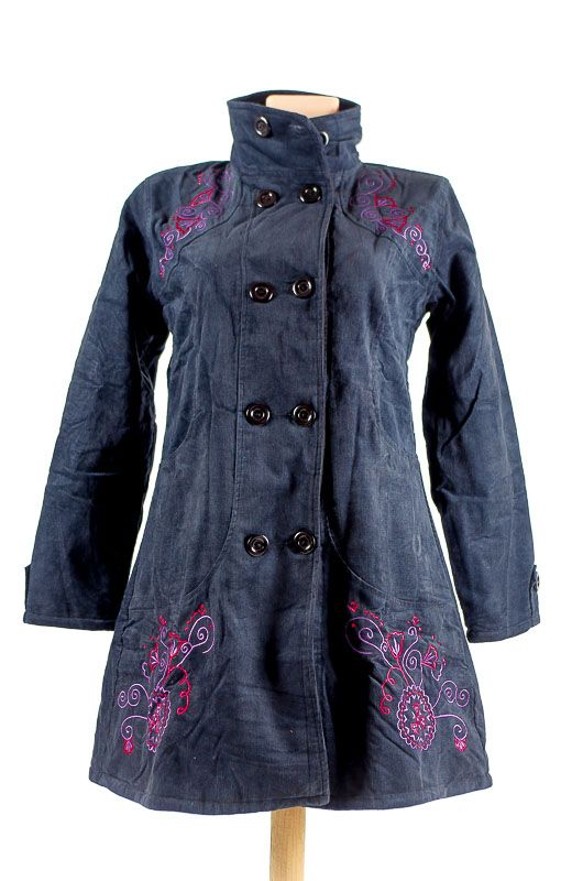 Dámský manchesterový kabátek ANABELLE B NT0014 17 001 KENAVI