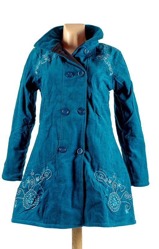 Dámský manchesterový kabátek ANABELLE B NT0014 17 003 KENAVI