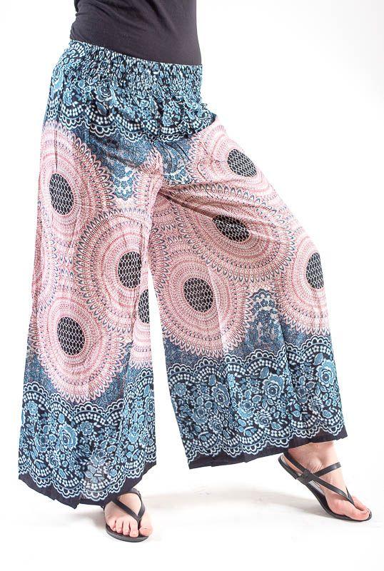 Kalhoty otevřené zavinovací (vzadu na gumu) (širší v pase) TT0043 04 011