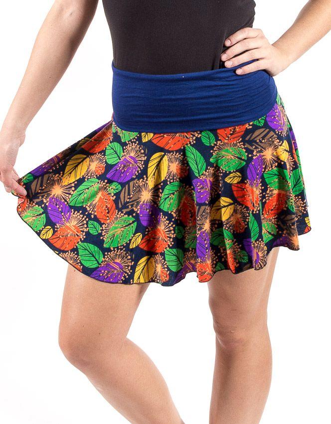 Krátká dámská letní sukně LOLA TT0102 01 019