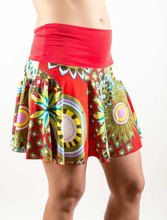 048d933200fb Krátká dámská letní sukně LOLA TT0102 01 020