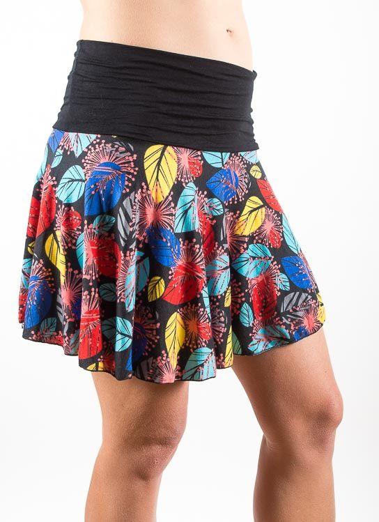 Krátká dámská letní sukně LOLA TT0102 01 022