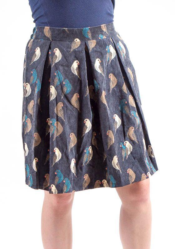 Krátká dámská letní sukně SPRING TT0120 00 003