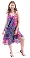 Ležérní letní šaty HIBISCUS