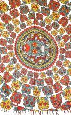Sarong - plážový šátek (pareo) z Indonésie