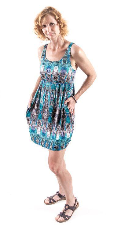 Šatová tunika / dámské letní šaty JUMMY TT0023 00 086