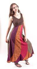 Šaty FLAMINGO - 100% bavla z Nepálu