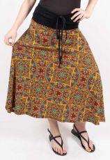kopie Dámská dlouhá letní  sukně LEILA LONG (003)