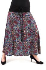 Dámská dlouhá sukně LEILA LONG z letního materiálu