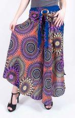Dámská letní dlouhá sukně LAURA V, viskóza Thajsko (058)