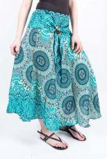 Dámská letní dlouhá sukně LAURA V, viskóza Thajsko (059)