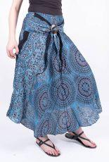 Dámská letní dlouhá sukně LAURA V, viskóza Thajsko (054)