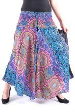 Dámská letní dlouhá sukně NICOL 1, viskóza Thajsko
