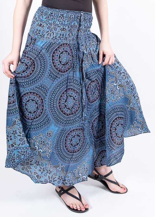 Dámská letní dlouhá sukně NICOL 1 viskóza Thajsko TT0033 02 024
