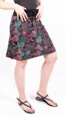 Dámská letní krátká sukně CALIENTE, bavlna Nepál (004)
