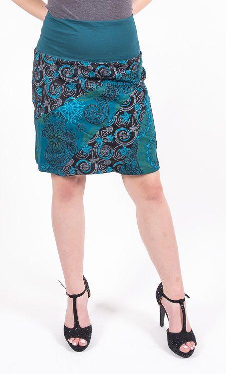 Dámská letní krátká sukně CORINA, bavlna Nepál NT0101 18 002 KENAVI