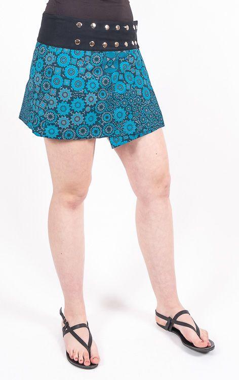 Dámská letní krátká sukně CORRIDA, bavlna Nepál NT0101 12 005 KENAVI