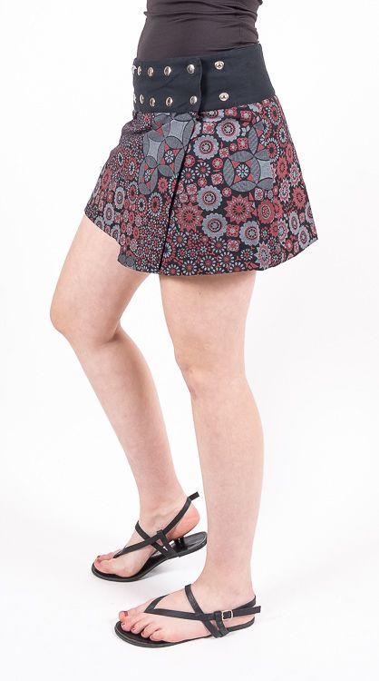 Dámská letní krátká sukně CORRIDA, bavlna Nepál NT0101 12 004 KENAVI