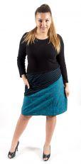 Dámská letní krátká sukně VERA s kapsami, bavlna Nepál NT0056 03 002 KENAVI