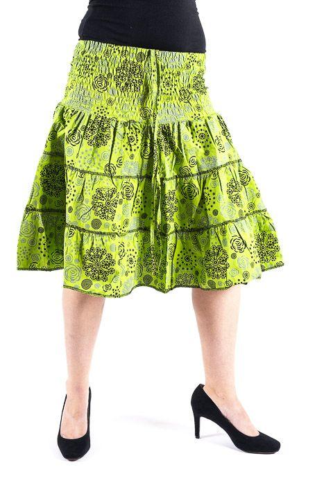 e3a49889c6ed Dámské sukně letní i pro chladnější zimní období