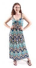 Dámské letní šaty COMET LONG TT0023 05 022
