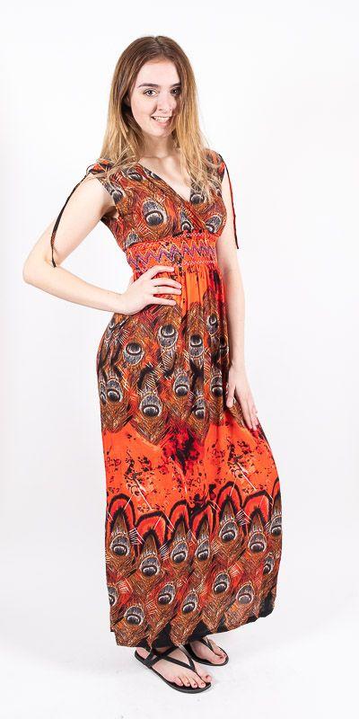 Dámské Letní šaty SUPERNOVA LONG TT0023 05 024
