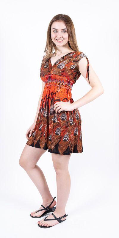 Dámské letní šaty SUPERNOVA TT0023 00 083