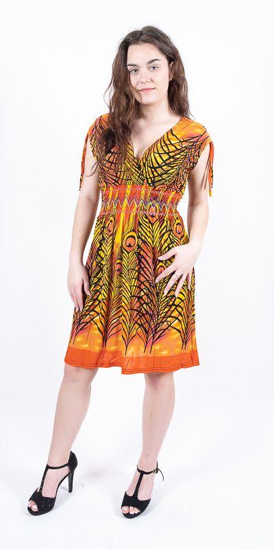 Dámské letní šaty SUPERNOVA TT0023 00 085