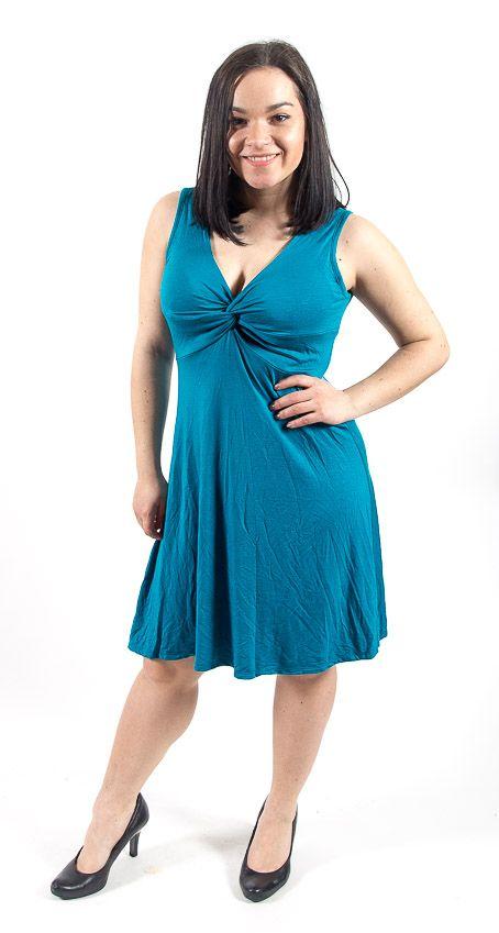 Dámské letní šaty - tunika - z pružného materiálu TT0024 0 141