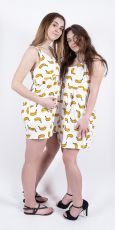 Dámské šaty JUMMY s kapsami TT0023 097