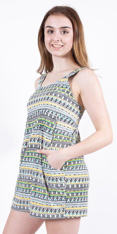 Dámské šaty JUMMY s kapsami TT0023 098