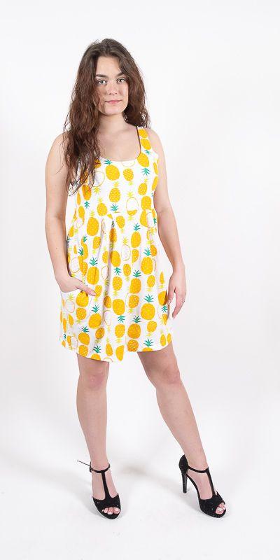 Dámské šaty JUMMY s kapsami TT0023 102