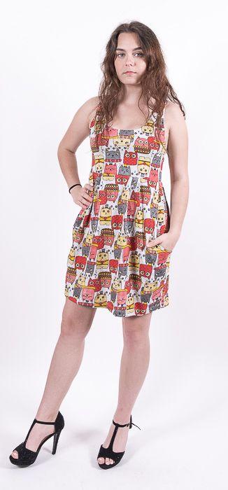 Dámské šaty JUMMY s kapsami TT0023 103