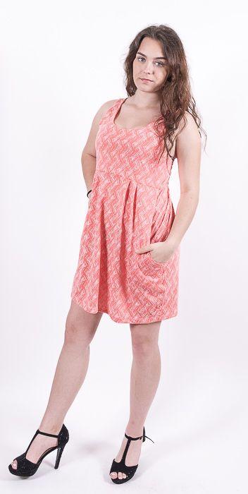 Dámské šaty JUMMY s kapsami TT0023 104