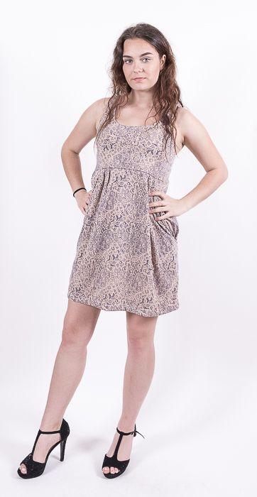 Dámské šaty JUMMY s kapsami TT0023 105