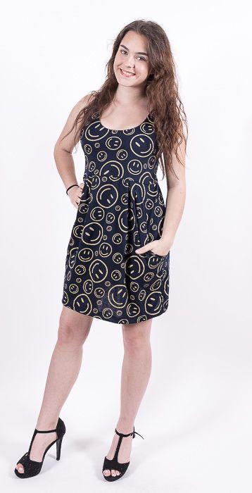 Dámské šaty JUMMY s kapsami TT0023 106