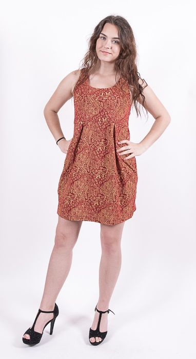 Dámské šaty JUMMY s kapsami TT0023 107