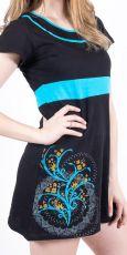 Dámské šaty z Nepálu COCO, 100% bavlna NT0048 87 002 KENAVI