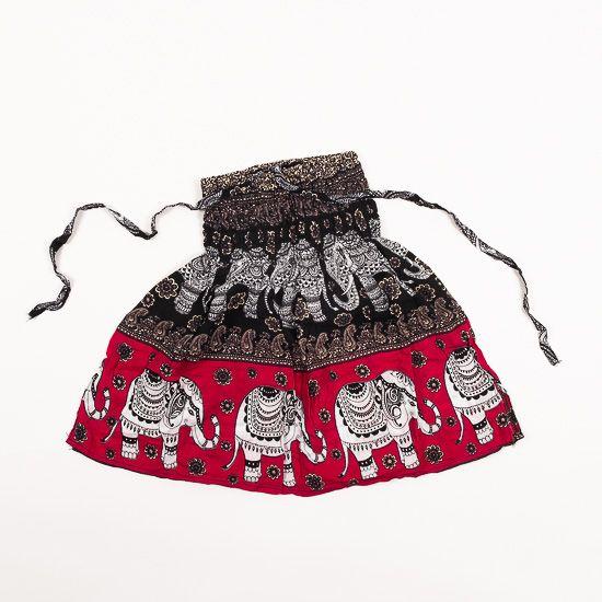 Dětské letní minišatičky (sukně) CUTIE 40 cm TT0022 01 002